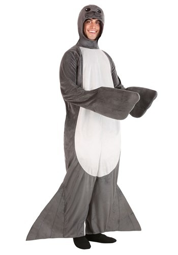 Click Here to buy Seal Adult Costume from HalloweenCostumes, CDN Funds & Shipping