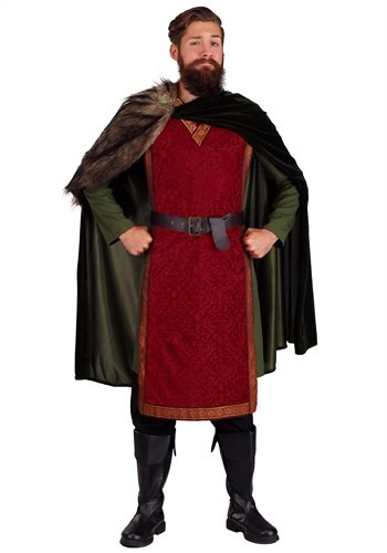 Click Here to buy Medieval King Costume for Adults from HalloweenCostumes, CDN Funds & Shipping