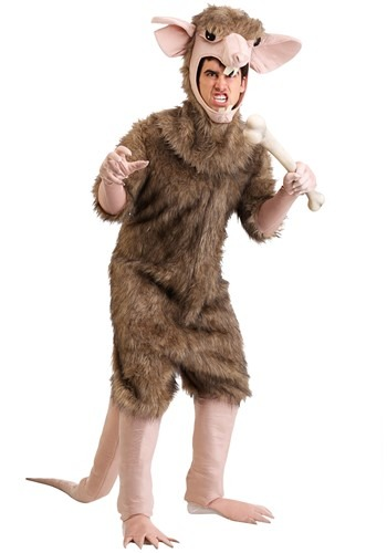 Adult Sewer Rat Costume