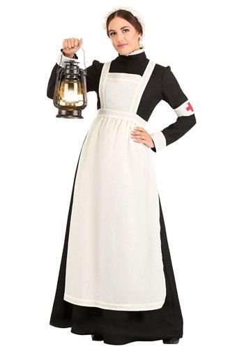 Women's Florence Nightingale Costume