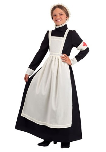 Florence Nightingale Costume for Girls