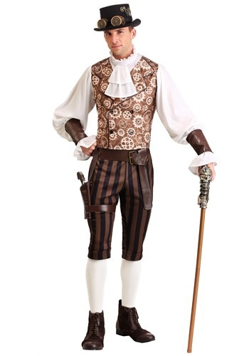 Steampunk Dandy Costume Men's