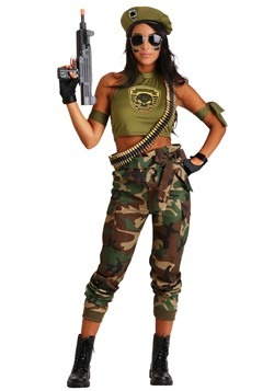 Green Beret Beauty Women's