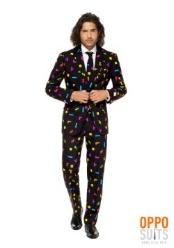 Men's OppoSuits Tetris Suit