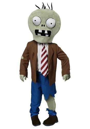 Plants Vs Zombies Zombie Toddler Costume