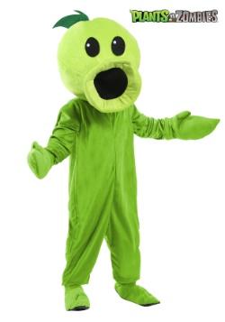 Toddler's Plants Vs Zombies Peashooter Costume