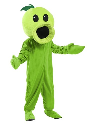 Click Here to buy Plants Vs Zombies Peashooter Toddler Costume from HalloweenCostumes, CDN Funds & Shipping
