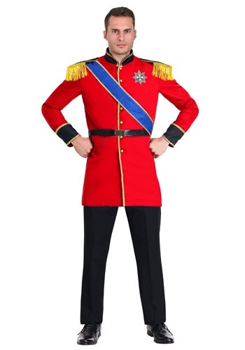 European King Costume for Men
