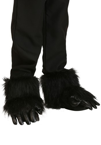 Child Gorilla Foot Covers