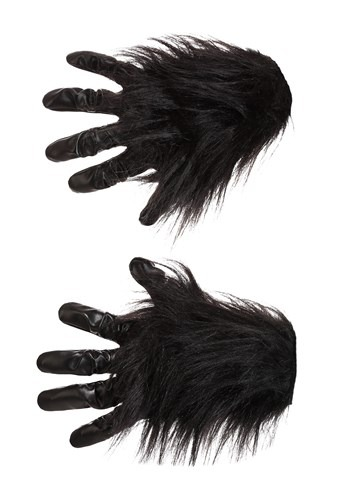 Click Here to buy Gorilla Gloves for Adults from HalloweenCostumes, CDN Funds & Shipping