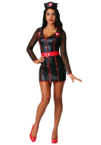 Click Here to buy Night Shift Nurse Womens Costume from HalloweenCostumes, CDN Funds & Shipping
