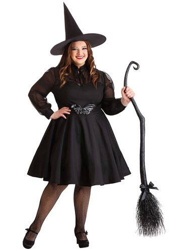Plus Size Women's Spellbinding Sweetie Costume