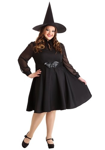 Plus Size Spellbinding Sweetie Womens Costume