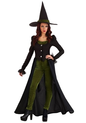 Womens Witch Fairytale Costume