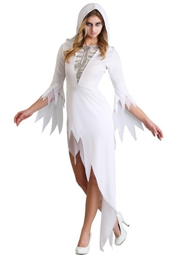Click Here to buy Ghost Babe Womens Costume from HalloweenCostumes, CDN Funds & Shipping