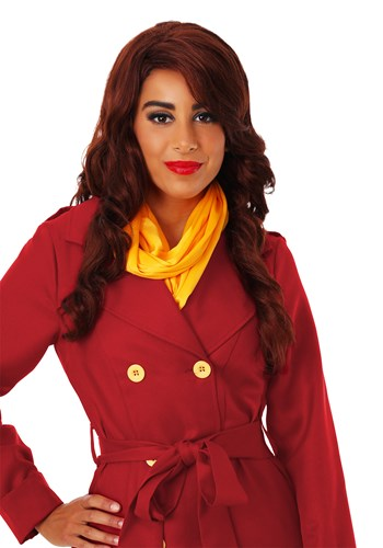 Click Here to buy Carmen Sandiego Wig from HalloweenCostumes, CDN Funds & Shipping
