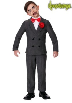 Goosebumps Slappy Costume Child