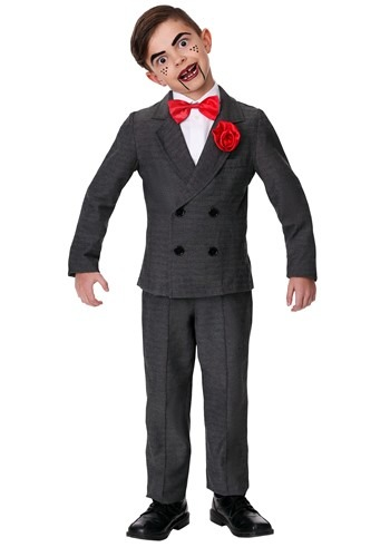 Goosebumps Slappy Costume for Boys