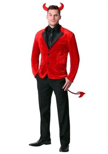Mens Dashing Devil Costume