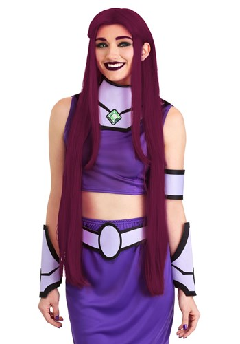Click Here to buy Magenta Superhero Womens Wig from HalloweenCostumes, CDN Funds & Shipping