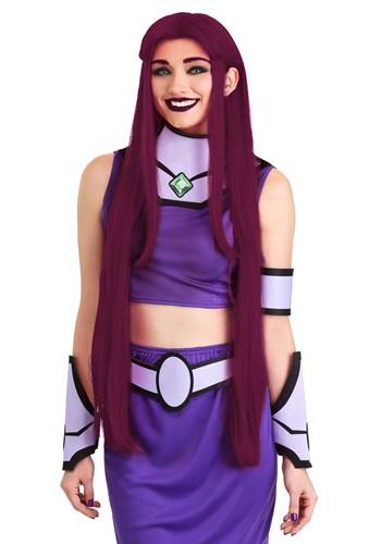 Magenta Superhero Womens Wig