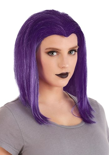 Click Here to buy Dark Magic Womens Superhero Wig from HalloweenCostumes, CDN Funds & Shipping