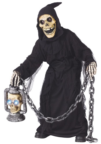 Kids Grave Ghoul Costume