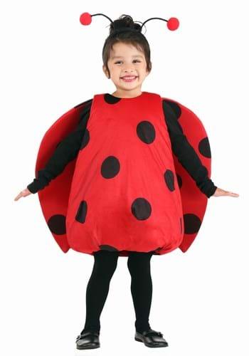 Toddler Itty Bitty Ladybug Costume for Girls