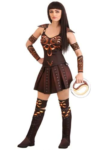 Xena Warrior Princess Womens Costume