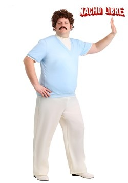 Nacho Libre Leisure Costume Plus Size