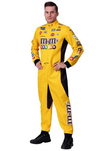 Click Here to buy NASCAR Kyle Busch Uniform Costume from HalloweenCostumes, CDN Funds & Shipping