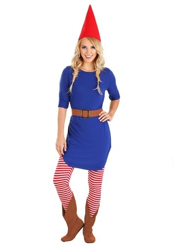 Forever a Gnome Costume for Womens