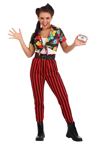 Ace Ventura Costume for Women
