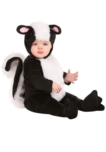Click Here to buy Skunk Baby Costume from HalloweenCostumes, CDN Funds & Shipping