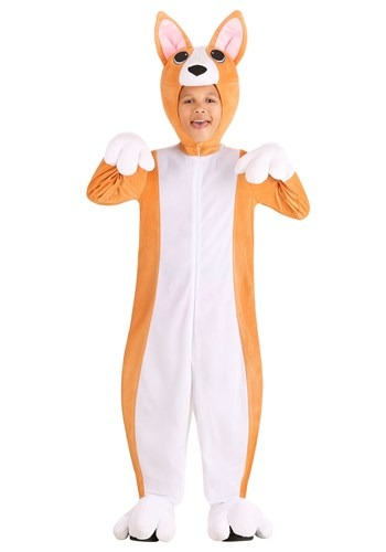 Corgi Costume for Kids