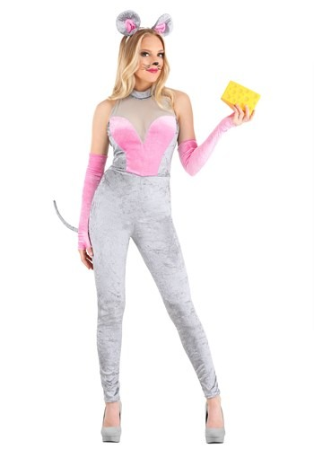 Women's Mouse Costume