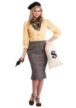 Bonnie the Bandit Women's Costume