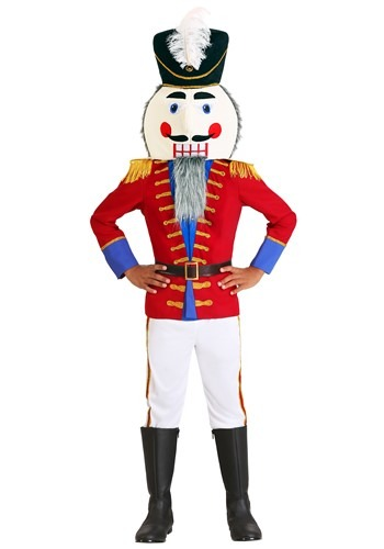 Click Here to buy Nutcracker Kids Costume from HalloweenCostumes, CDN Funds & Shipping