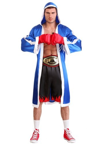 Boxing Champ Adult Size Costume