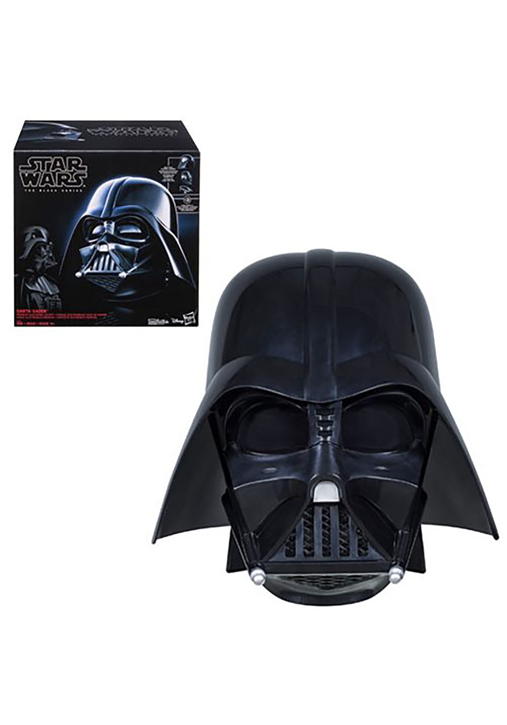 INOpets.com Anything for Pets Parents & Their Pets Darth Vader Star Wars Black Series Helmet