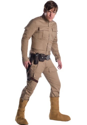 Adult Premium Dagobah Luke Skywalker Costume