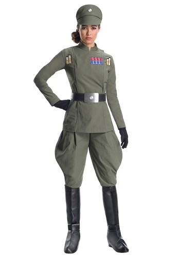 Star Wars Premium Imperial Officer Costume for Women