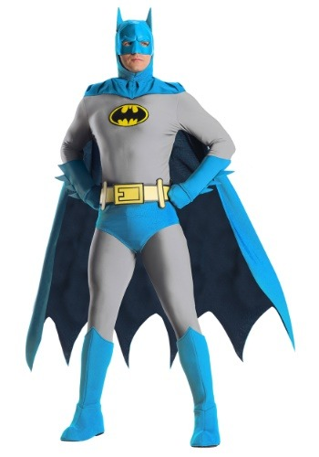 Premium Classic Batman Costume for Men
