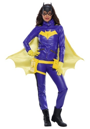 Click Here to buy Premium Womens Batgirl Costume from HalloweenCostumes, CDN Funds & Shipping