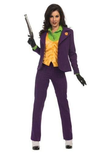 Click Here to buy Premium Joker Womens Costume from HalloweenCostumes, CDN Funds & Shipping
