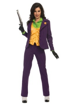 Womens Premium Joker Costume