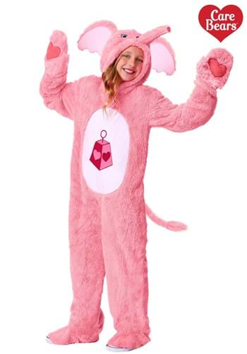 Click Here to buy Care Bears & Cousins Lotsa Heart Elephant Kids Costume from HalloweenCostumes, CDN Funds & Shipping
