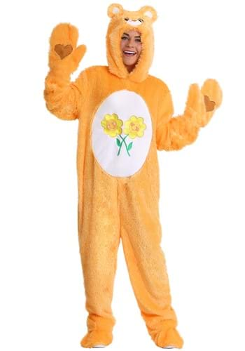 Click Here to buy Care Bears Friend Bear Adult Costume from HalloweenCostumes, CDN Funds & Shipping