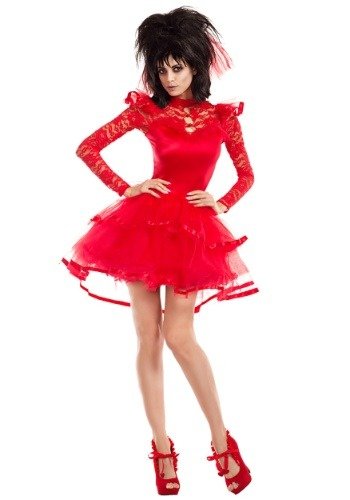 Click Here to buy Beetle Bride Womens Costume from HalloweenCostumes, CDN Funds & Shipping