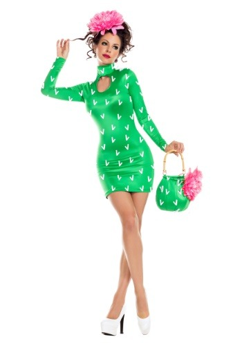 Click Here to buy Sexy Cactus Womens Costume from HalloweenCostumes, CDN Funds & Shipping